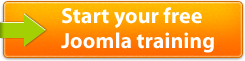 Free Joomla training