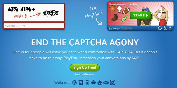 Captcha Wants to Know - Are You a Human?