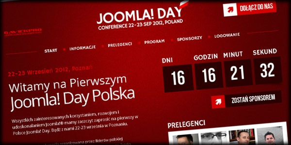 Inaugural Joomla! Day Poland to Take Place in September 2012