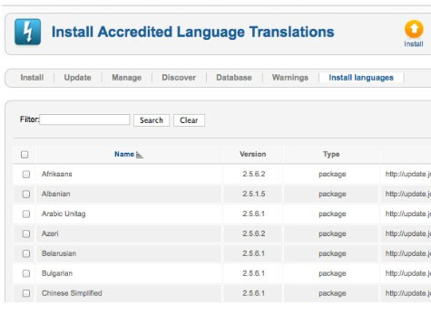 Google Summer of Code Produces Better Language Support for Joomla Core
