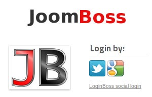 Login Boss Gives Joomla Sites More Social Flexibility