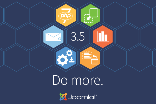 What's new in Joomla 3.5?